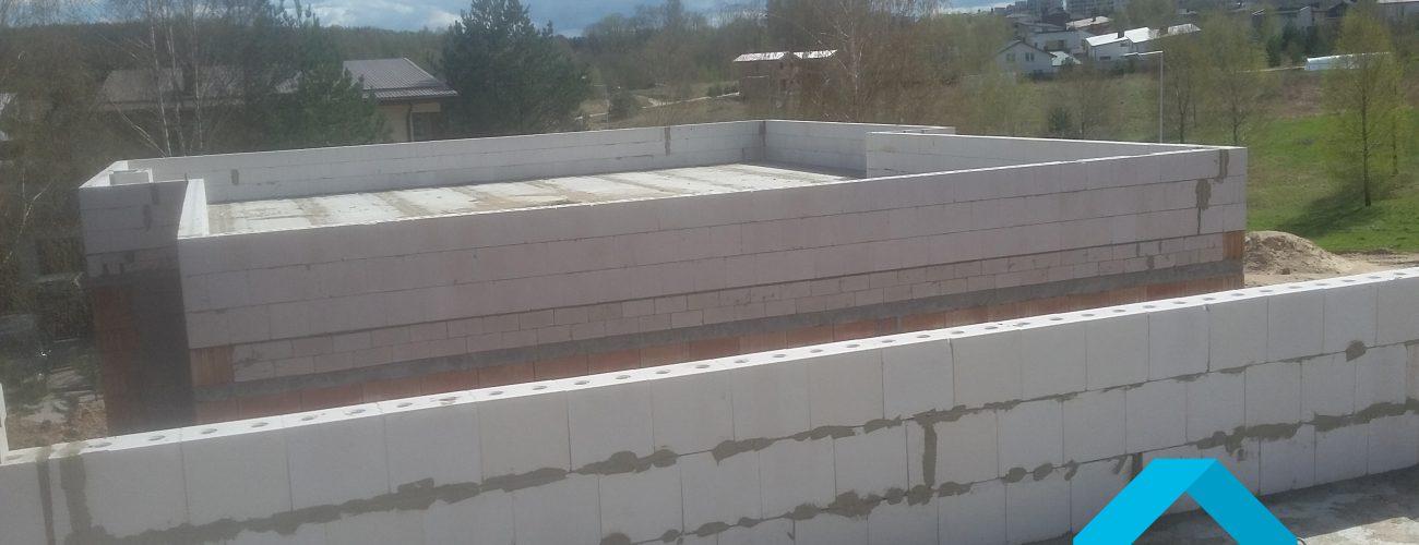 Muro darbai